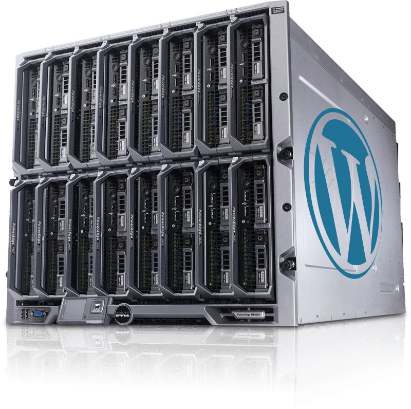 WordPress Server Image